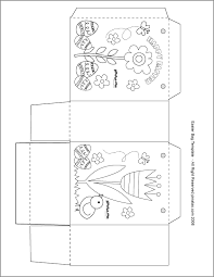 easter craft templates