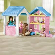 little tikes dolls house
