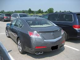 acura tl 2009 pictures