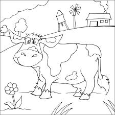 farm coloring books