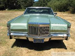 old lincoln cars