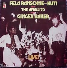 fela kuti ginger baker