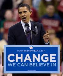 a change we can believe in