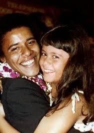 barack obama sisters