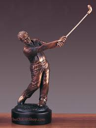 golf figurines