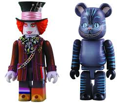 alice in wonderland figures