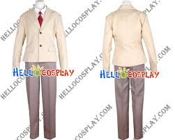 death note cosplay costume