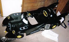 batmobile power wheels