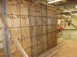 concrete wall form