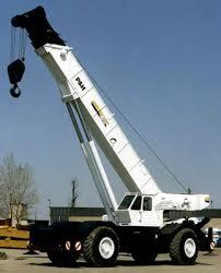 mobile crane pictures