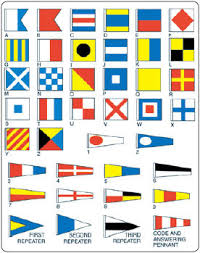 nautical code flag