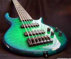 carvin 6 string bass