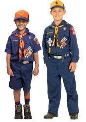 bear scout uniform