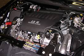 chevrolet impala engine