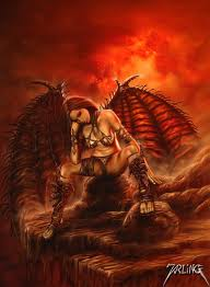 fallen angel pic