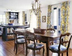 country french dining room
