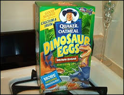 hatching dinosaur eggs