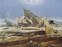 caspar david friedrich paintings