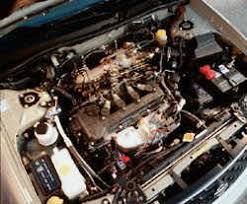 engine nissan sentra