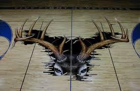 floor mural