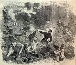american indian battles