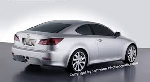 2010 lexus is coupe