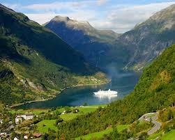 fjord of norway