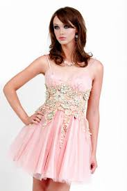 short ballerina prom dresses