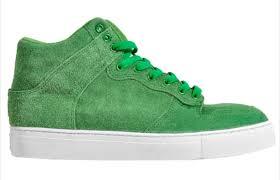 green suede coat