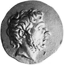 greek gold coin