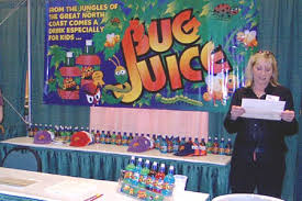 bug juice drink