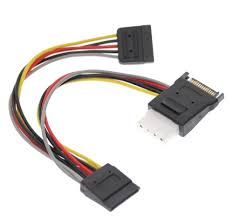 molex power