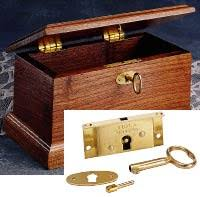 jewelry box locks