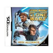 clone wars ds