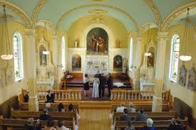 church for wedding