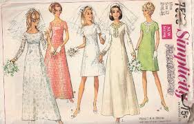 bridesmaid gown patterns