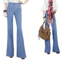 moda de los 70