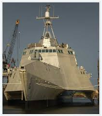 new navy ship