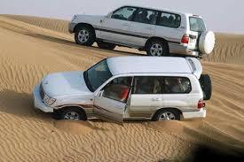 desert safari uae