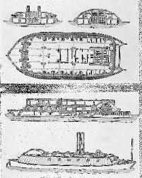 civil war gunboats