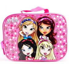 bratz school bags