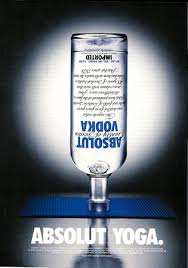 absolute vodka poster