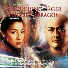 Soundtracks - Crouching Tiger, Hidden Dragon