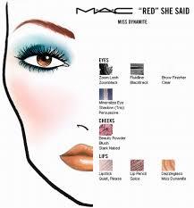 mac makeup face