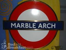 marble arch tube
