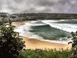 porthmeor beach st ives