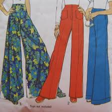 bell bottoms pants