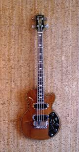 gibson triumph bass