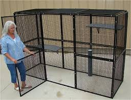 cats cage
