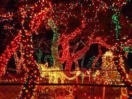 country christmas lights